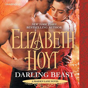 Darling Beast audiobook by Elizabeth Hoyt