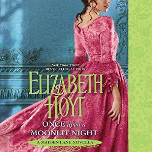 Once Upon a Moonlit Night audiobook by Elizabeth Hoyt