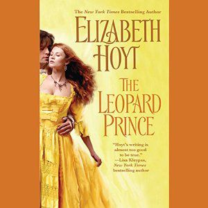 The Leopard Prince audiobook by Elizabeth Hoyt