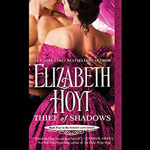Thief of Shadows audiobook by Elizabeth Hoyt