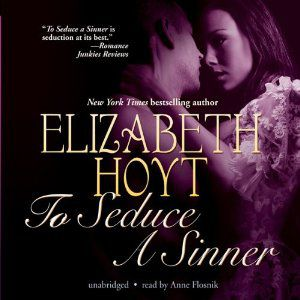 To Seduce A Sinner audiobook by Elizabeth Hoyt