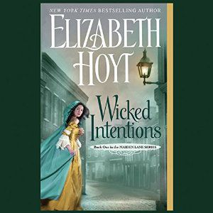 Wicked Intentions audiobook by Elizabeth Hoyt