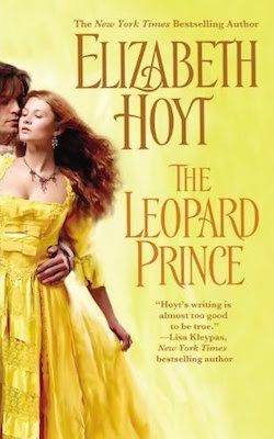 Excerpt: The Leopard Prince