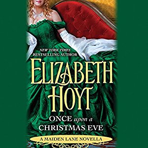 Once Upon a Christmas Eve audiobook by Elizabeth Hoyt