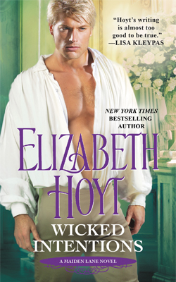 Wicked Intentions book cover