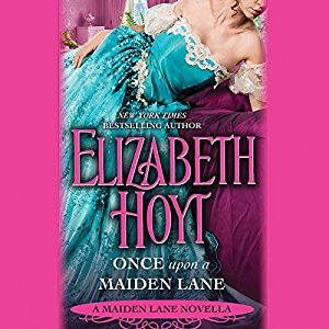 Once Upon a Maiden Lane audiobook by Elizabeth Hoyt